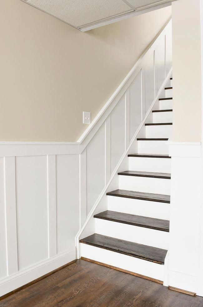 Basement Renovations Tips En 2020 Escalier