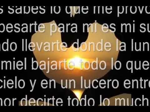 Autorizame - Alfredo Olivas [2011] Letra