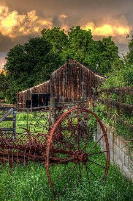 Old barns and old properties have so much character and history behind them and…