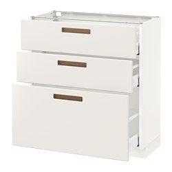 Mobili base, altezza struttura cm 80 - IKEA