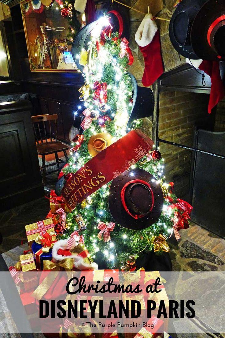 Christmas at Disneyland Paris - Trip Report. Part 1 is all about Disneys Hotel Cheyenne