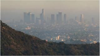 Consumer products' air quality impact 'underestimated' - BBC News