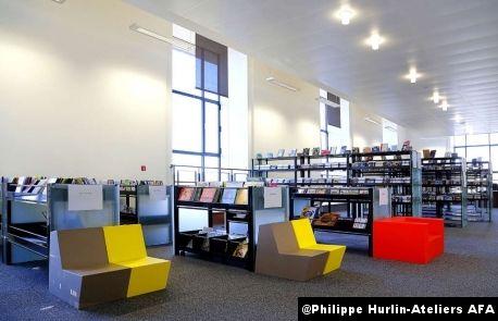 Restructuration de la bibliothèque centrale de Tours: une opération à coeur ouvert!