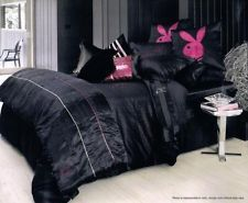Mansion Collection, by Playboy - QUEEN coverlet + 2 pillow cases