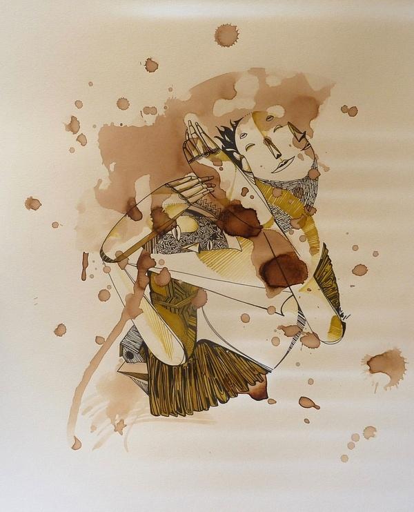 Danny Figueroa (2011) by INTOXICATED DEMONS , via Behance