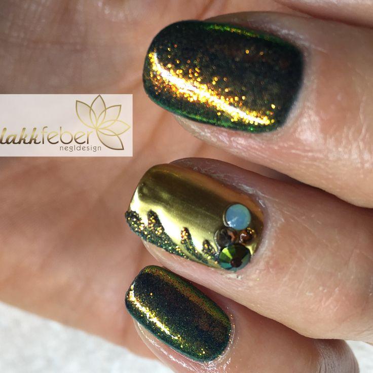 Lakkfeber nails