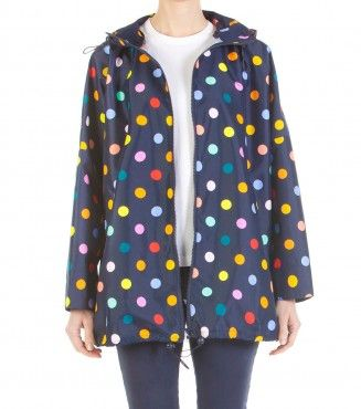 Gorman spotty raincoat