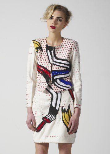 Pop Art Fashion - Vrouwen.nl