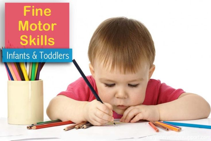 Fine Motor Skills Development Infant And Toddler
