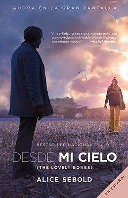 """Lectores en extinción. : """"Desde mi cielo"""", Alice Sebold PDF."""