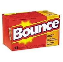 Bounce® Fabric Softener Sheets - 25 ct