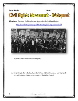 the history of the civil rights movement in the united states of america The fight for american civil rights spanned decades, cities and states - from topeka, kansas, to memphis, tennessee, from atlanta, georgia, to selma and birmingham, and all the way to washington, dc chart the course of the civil rights movement through the civil rights trail that begins with the site of school integration and takes you to the scene of bloody sunday and finally the supreme.