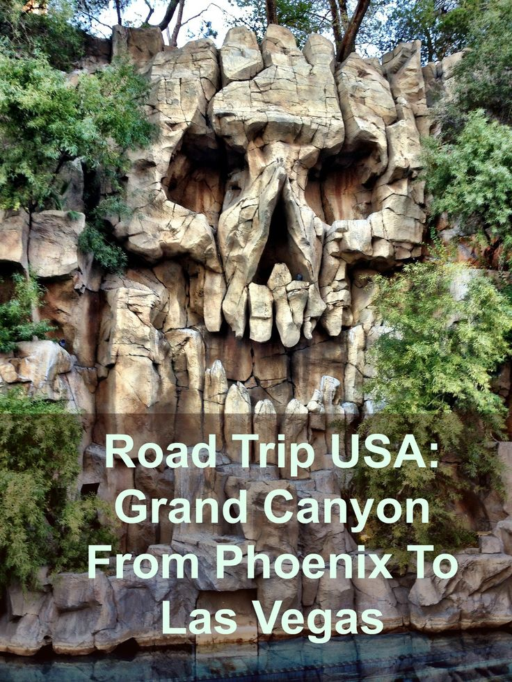 Want to hit the road? See the Grand Canyon to Las Vegas on your next family vacation.  MyFamilyTravels.com
