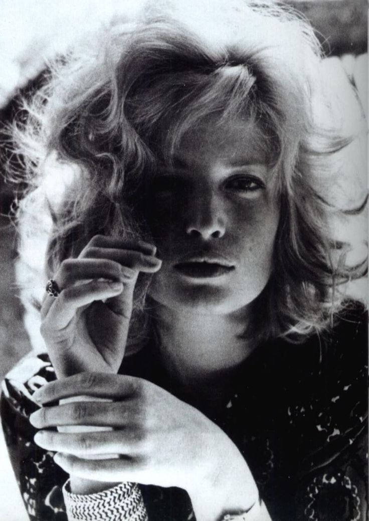Monica Vitti by The Constant Buzz