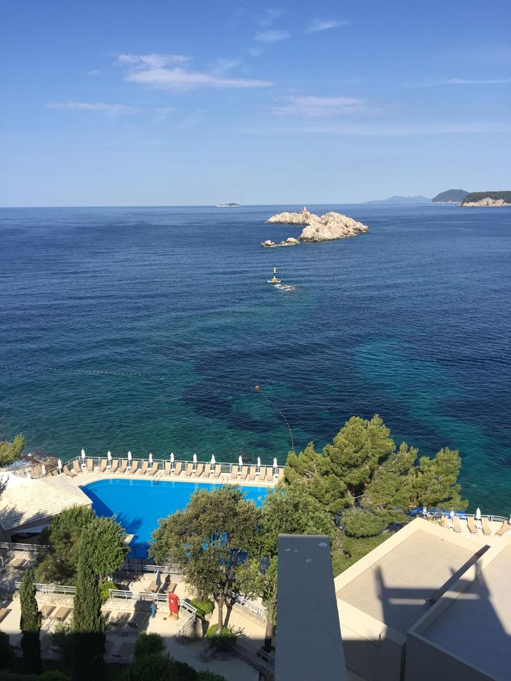 Good morning from #DubrovnikPalace, #HIDesign