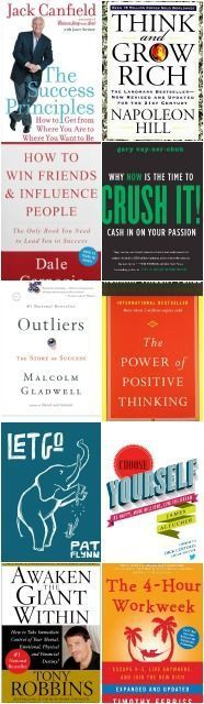 17 melhores imagens sobre books no pinterest 20 best personal development books to skyrocket your success fandeluxe Choice Image