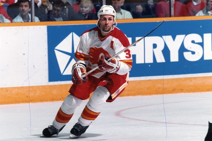 In the 1989 playoffs, Doug Gilmour rattled off an incredible 22 points (11 goals, 11 assists) in 22 games. He scored the Stanley Cup winning goal against Patrick Roy in Game 6 of the finals.