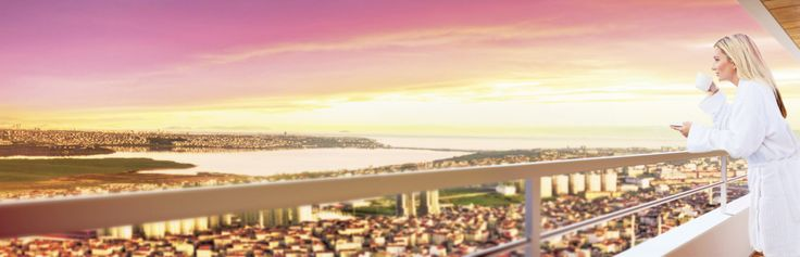 Nlogo İstanbul'da İstanbul'u 360 ̊ Panoramik Manzara İle Seyredin... / Watch Istanbul From a 360 ̊ Panoramic Landscape With Nlogo İstanbul...
