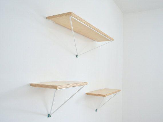 Tablette Murale Triangulaire/Triangular Shelf