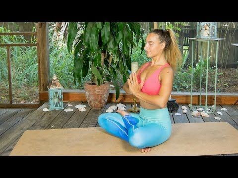 Yoga Detox & Digestion Video – 30 Minute Flow - YouTube