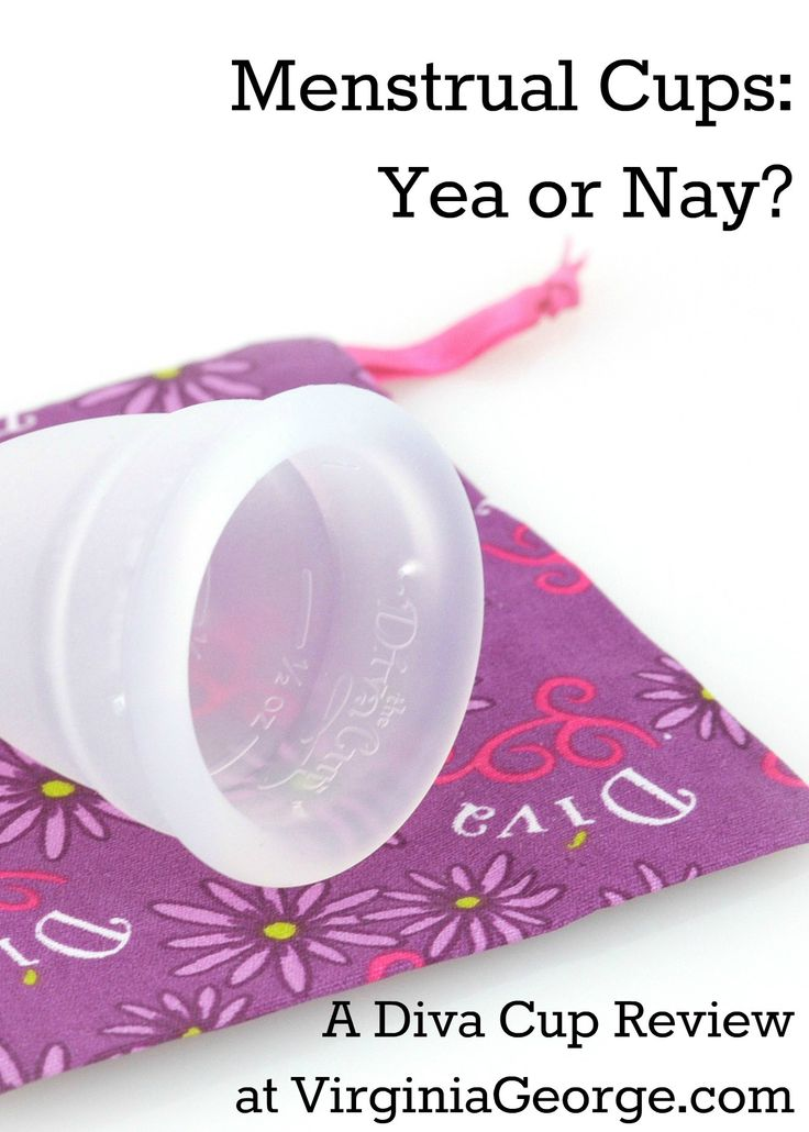 Menstrual cups yea or nay a review of the diva cup - Where to buy diva cup ...