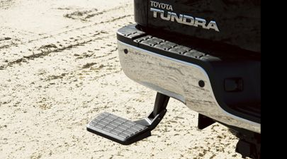 Toyota Tundra Truck Accessories--Bedstep