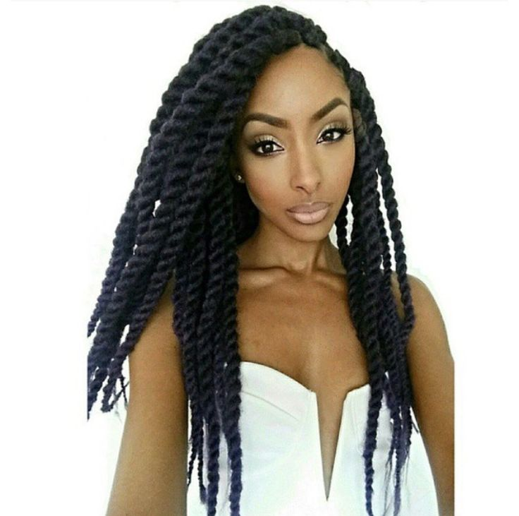 Mo on Protective Hairstyles & How To Style Them (Braids, Marleys, Etc ...