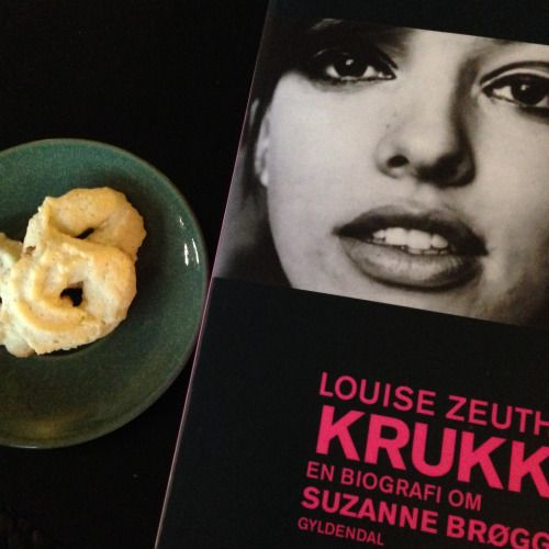 Krukke. En biografi om Suzanne Brøgger af Louise Zeuthen