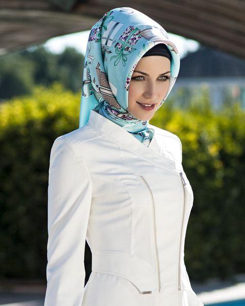 Armine Ayca Silk Hijab