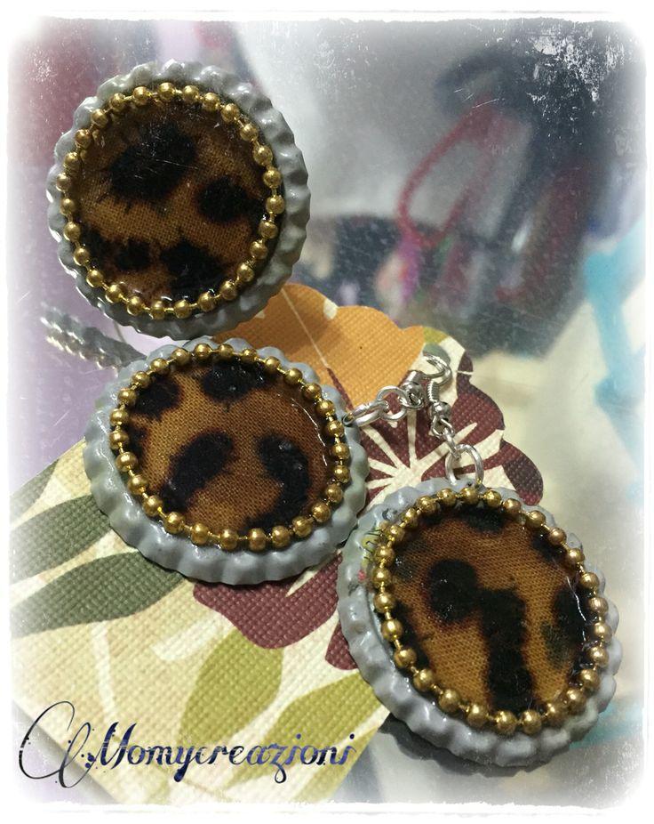 orecchini e anello