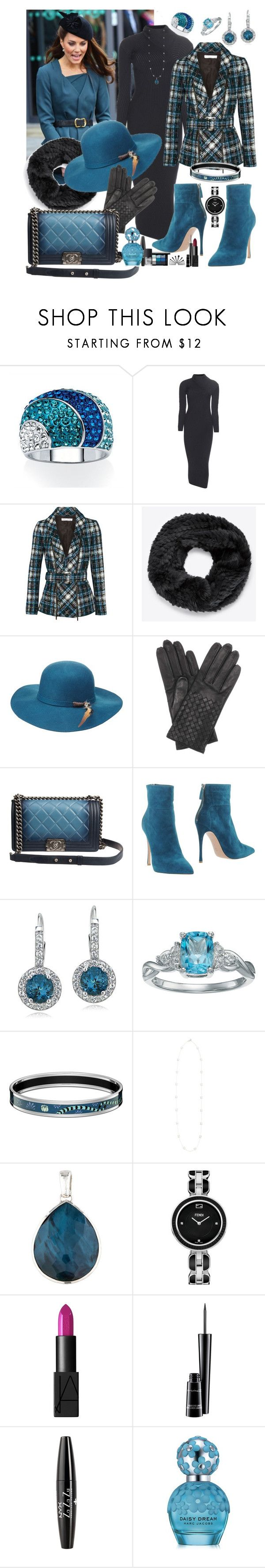 """British Elegance"" by kaypearl ❤ liked on Polyvore featuring Palm Beach Jewelry, Acne Studios, Oscar de la Renta, Vince, Charlotte Russe, Bottega Veneta, Chanel, Gianvito Rossi, Buccellati and Ippolita"