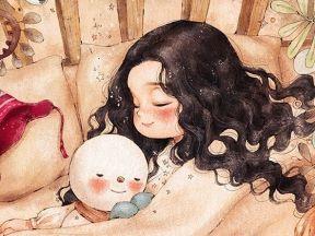 겨울동화 #4 - 따뜻한 꿈을 꾸기를