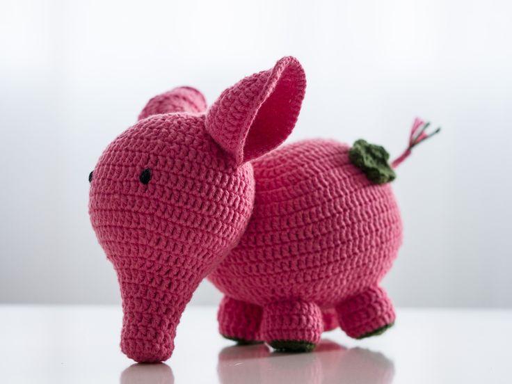 La elefanta presumida