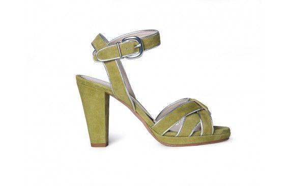 Rosita #suede genuine #leather #VOLTAN #MADEINITALY #heels 190,00 €