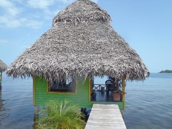 Coral Cay Cabins Isla Bastimentos, Panama