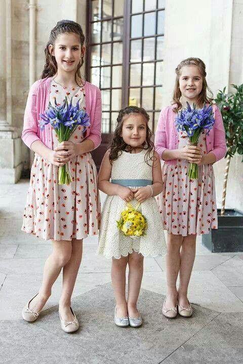 Flowers by Rachel Shannon... Iris bridesmaid bouquet, Yellow bridesmaid ball. #wedding #iris #country