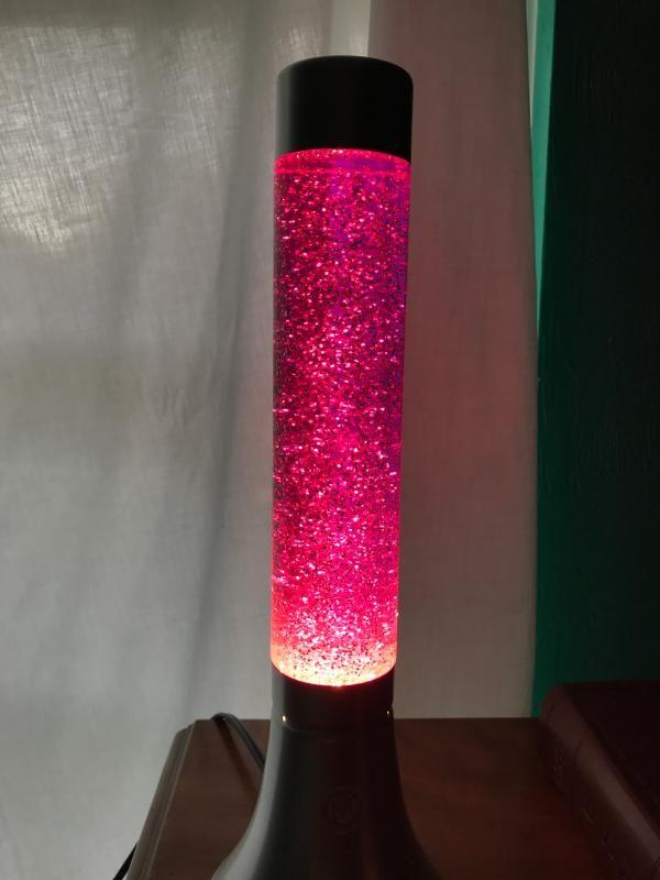Brilliant Ideas Glitter Lamp Lamp Glitter Lamp Lava Lamp