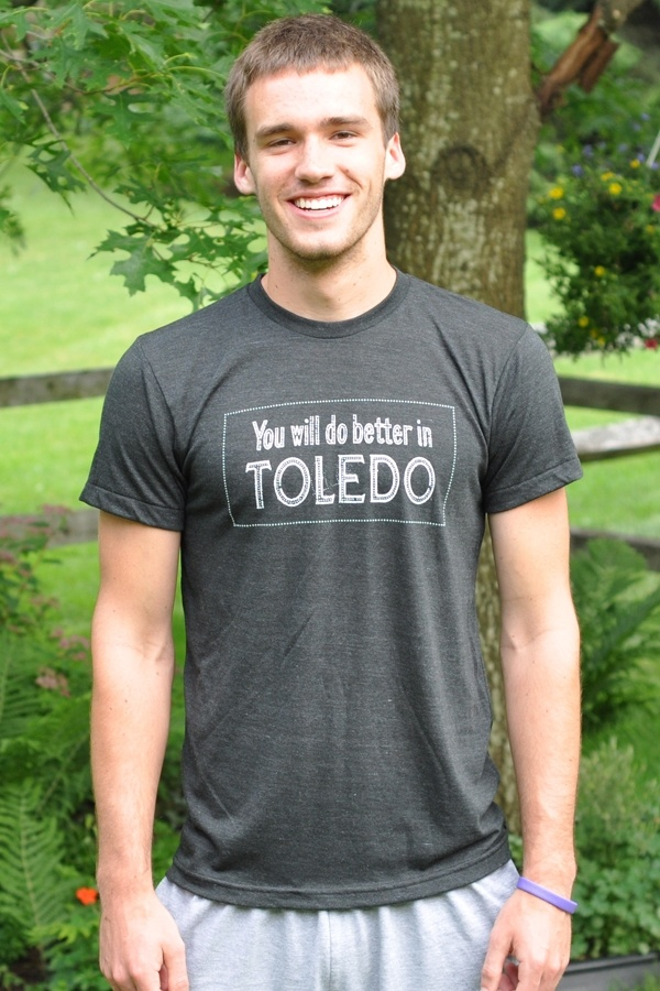 17 best images about toledo gal on pinterest toledo ohio for You will do better in toledo shirt