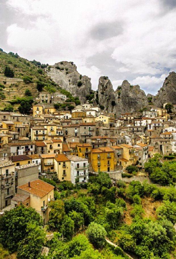 Italien - Mad & Bolig