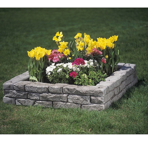 35 best borders for flowerbeds images on pinterest for Garden sectioning ideas