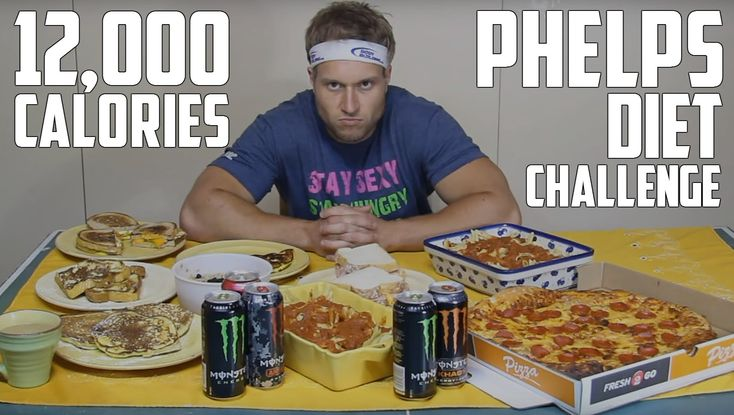Michael Phelps Diet Challenge (12,000+ Calories) - http://www.best-self.xyz/michael-phelps-diet-challenge-12000-calories/