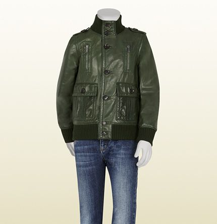 green leather bomber jacket   THE BOY   Pinterest