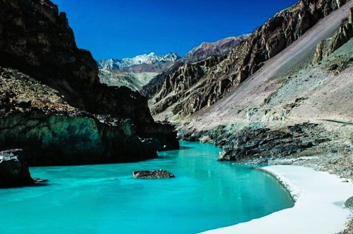 Zanskar Valley is one of the best places to visit in Leh-Ladakh