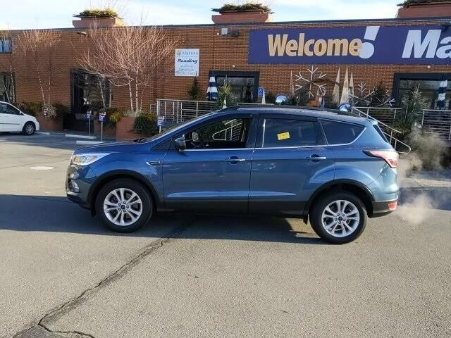 2018 Ford Escape Sel In 2020 Electronic Stability Control Parking Camera