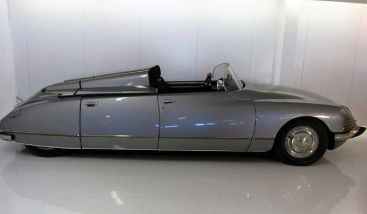 Citroën DS 21 Cabriolet, Future Limited Edition - 1974