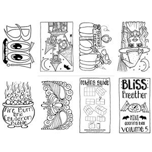 89 best Coloring page packs images on Pinterest  Coloring books