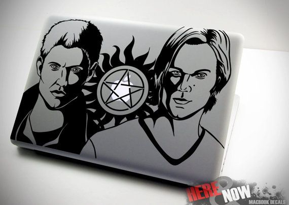 29 Best Images About Supernatural Decals And Stickers On