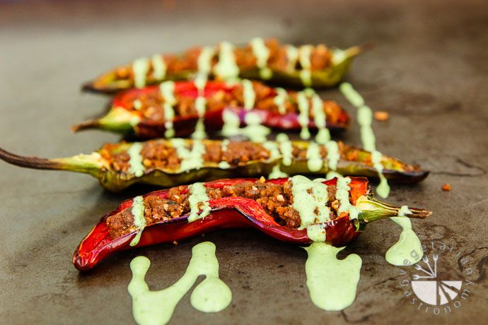stuffed anaheim peppers with walnut crumble-3                              …