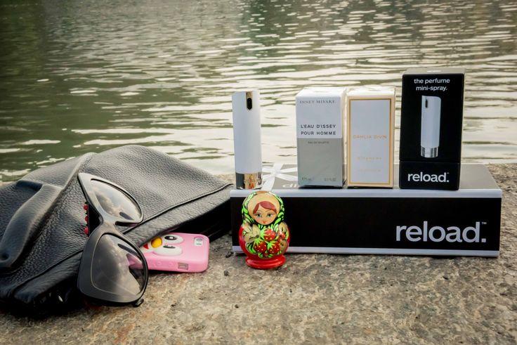 #reload. #profumo #belleza #fashionblogger #beauti New post www.modablogger.eu