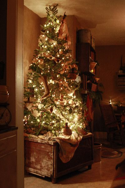 655 best A Primitive/ Country Christmas images on ...